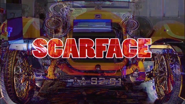 Carfaces / Scarface - Ortiz Morales